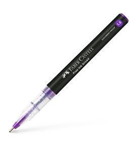 Faber-Castell - Free Ink rollerball, 1.5 mm, viola