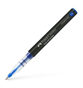 Faber-Castell - Free Ink rollerball, 1.5 mm, blu