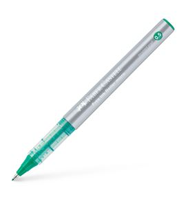Faber-Castell - Free Ink rollerball, 0.5 mm, verde