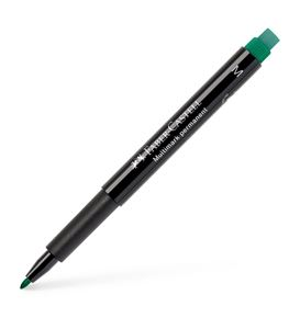 Faber-Castell - Marker Multimark permanente media verde